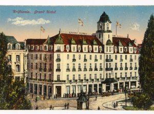 Kristiania, Grand Hotel