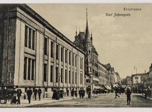 Kristiania – Karl Johansgade
