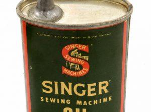SINGER – Symaskinolje