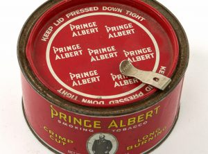 PRINCE ALBERT – Smoking Tobacco – Crim Cut – Long Burning Prince Albert (tobacco)