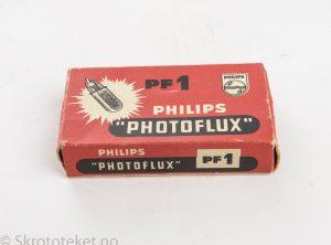 Philips PHOTOFLUX – PF 1 (miniatyrblitspærer)