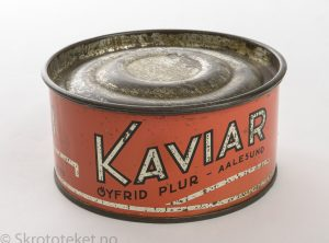 GURI Kaviar – Øyfrid Plur, Aalesund
