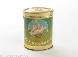 """Silkedrops"""" fra Erbe (1950-tallet)"""