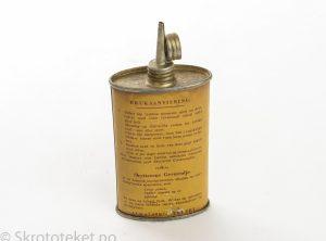 Skytterens rustfjernende Gevær-Olje