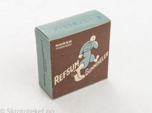 REFSUM Gummiheler – Nøytralt 2