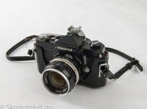 Nikon Nikomat FT-N (1967-1975) – Serienr.: FT4335873