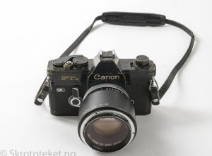 Canon FTb QL (1971)