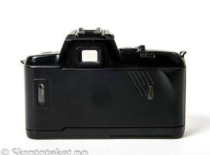 Nikon F-401x (1987)