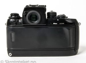 Nikon F4 (1989)