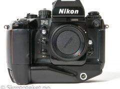Nikon F4S med MB-21 (1996)