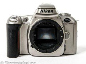 Nikon F55 (Silver) (2002)
