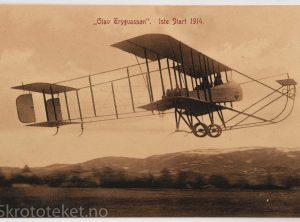 """""""Olav Trygavassøn"""" – 1ste Start 1914"""