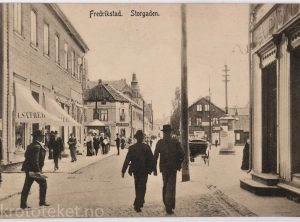 Fredrikstad, Storgaden (1900-tallet)