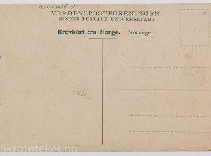 Kjendalsbræ – Turister på utflukt til Kjendalsbreen (1900-tallet)