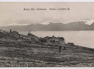 Advent City – Spitsbergen, Svalbard (1908)