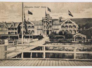 Alexandra Hotel, Molde (1900)