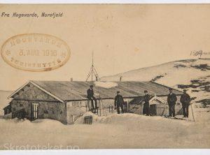 Høgevarde Turisthytte, Norefjell (1916)