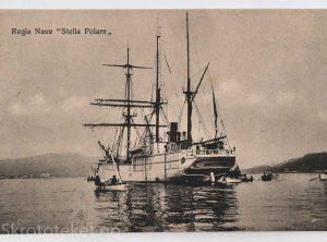 Jason (Stella Polare) – Fritjof Nansens hvalfangstekspedisjonertilAntarktis