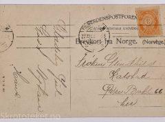 Trondheim Jernbanestasjon (1908)