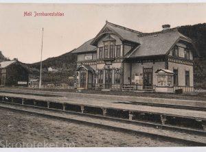Hell Jernbanestasjon (ca. 1910)