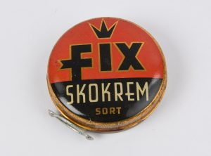FIX Skokrem – Sort