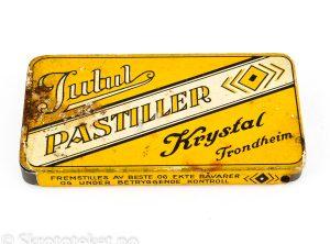 Jutul Krystal Pastiller – Pastillen for enhver (Trondheim)