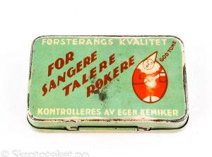 TOS PASTILLER – Kiellands dropsfabrikk, Kristiania (2)