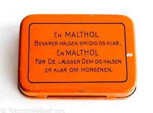 Malthol pastiller – AS Freia Chocolade Fabrik Oslo (3)