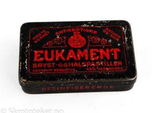 EUKAMENT – A/S Pharmacia Oslo
