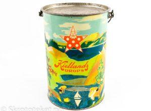 Dropsspann fra Kiellands (1930-tallet)