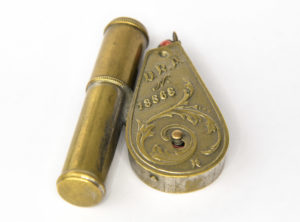 SPORT FEU By EDUARD KÖHLER Amorce-Tape Cap Lighter – Germany 1880-90s
